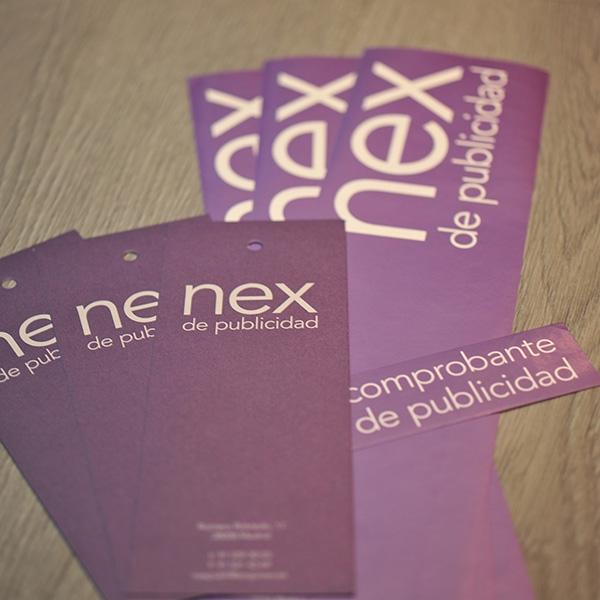 NEX DE PUBLICIDAD